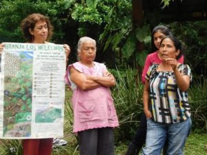 Photo: Smallholder farmers at Xalapa (Credit: Juliana Merçon)